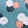 淺藍色小花朵